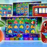 Игровой автомат Клубника Вулкан