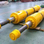 Составные части гидрооборудования автокрана КС-3579