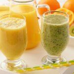 Коктейль на завтрак: сочетание энергии и здоровья